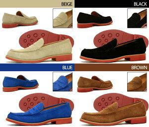 ローファーメンズスエードDedesデデス5074全8色本革カジュアルシューズ男性用靴デデスケンDEDEsKENmen'scasualshoesloafer通販