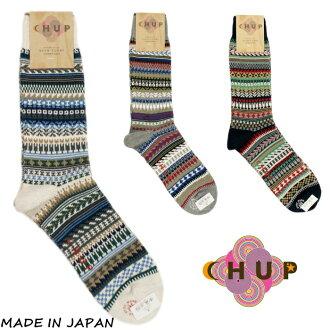 Preobrazhenskoye 袜子 CHUP 密苏里州密苏里州 «男士» 袜在日本袜子船员袜子男子由格伦,克莱德
