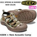 【エントリーでポイント最大43倍】 KEEN NEWPORT H2 New Acoustic Camp キーン ニューポート レディース ニューアコースティックキャンプ 正規品 スポーツサンダル アウトドア サンダル キャンプ フェス スポーツ レジャー 旅行 野外 送料無料 2021春夏新作