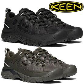 KEEN TARGHEE EXP WP キーン ターギー マウンテンブーツ アウトドアシューズ メンズ ブーツ トレッキングシューズ 防水 ウォータープルーフ 正規品 送料無料 2020春夏新作