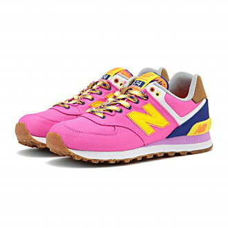 New balance 574 genuine new balance WL574 EXB Womens sneakers _ _