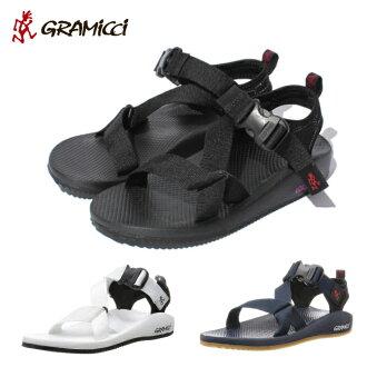 Gramicci 凉鞋男装 GRAMICCI 仙人掌表带 15014 卡克图表带运动凉鞋