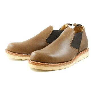 圣罗莎圣罗莎菲尔莫尔菲尔莫尔 SIDEGOA 靴子 [ BROWN ] Couleur HTC 男人男士 2014年冬季新