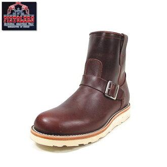 "Pistoleros 工程师 PISTOLERO pecos 公司工程师靴 7""pecos 公司工程师引导 103-04-马臀在墨西哥男子取得工作靴男式靴子邮购"