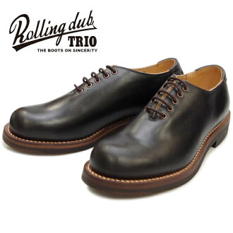 Rolling Dub Trio ROLLING DUB TRIO WHALE whale [Black] seamless shoes boots men's made in Japan 2016 SS _ _