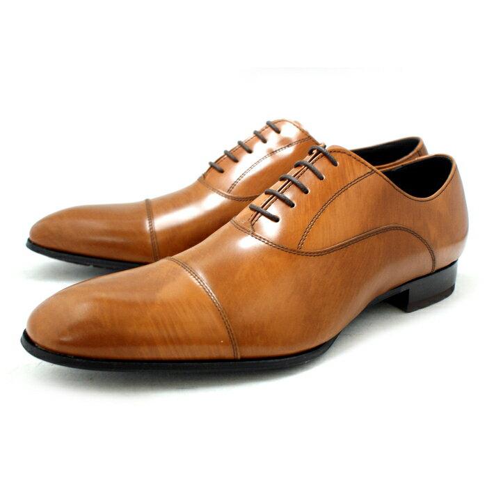 リーガル 靴 メンズ ビジネスシューズ ストレートチップ 本革 内羽根 REGAL 011R 〔ブラウン〕 メンズ ビジネスシューズ 日本製 business shoes men's【コンビニ受取対応】