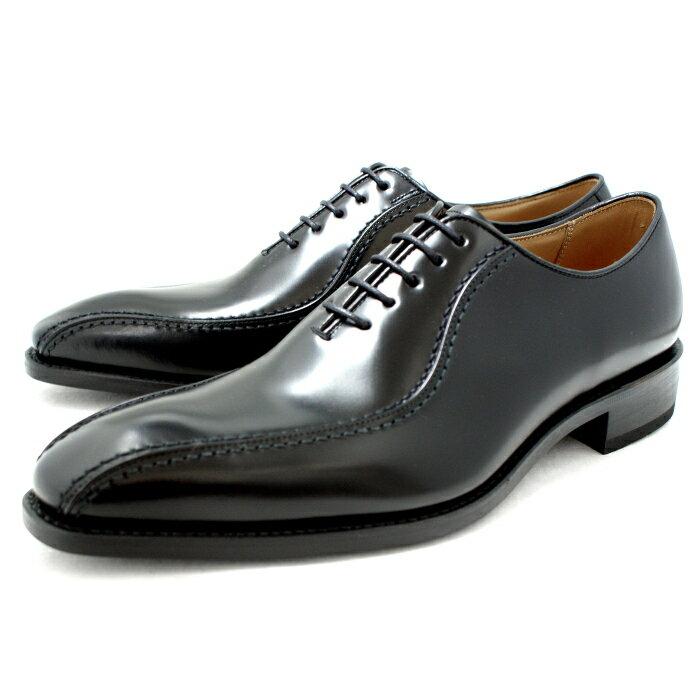 リーガル 靴 メンズ ビジネスシューズ スワールトゥ 本革 内羽根 REGAL 318R 〔ブラック〕 メンズ ビジネスシューズ 日本製 business shoes men's【コンビニ受取対応】