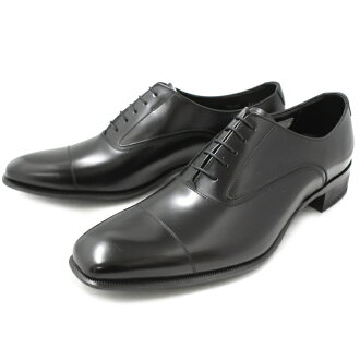 Regal shoes men's shoes business straight tip leather in blades REGAL 725R [Black] men's business shoes made in Japan business shoes men's