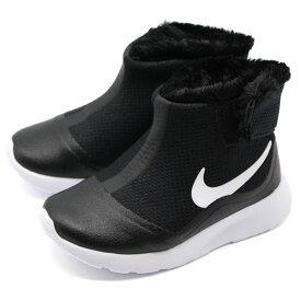 スニーカー キッズ 子供 靴 ベビー 黒 ブラック 耐水 ブーツ 軽量 軽い 保温性 タンジュン ナイキ NIKE TANJUN HI TDV