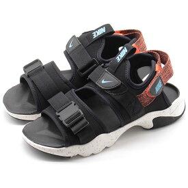 ナイキ サンダル メンズ 靴 スポーツサンダル 軽量 軽い 厚底 キャニオン NIKE CANYON SANDAL CI8797 007