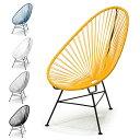 【送料無料】【ポイント10倍】Acapulco Chair アカプルコチェア メトロクス メキシカン PVCコード