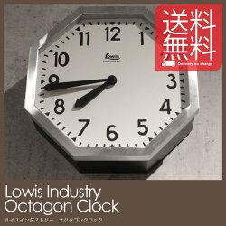 掛け時計オクタゴンクロックOctagonClock