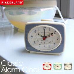 目覚まし時計classicalarmclockクラシックアラームクロック時計/インテリア雑貨/レトロ/ミント/レッド/グレー