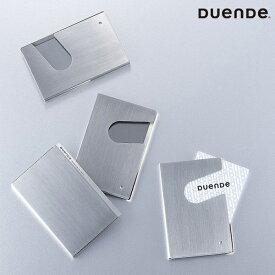 【ネコポス 200円】Qurli (クルリ) cardholder カードホルダー 名刺入れ カードケース DUENDE タカノジュン デザイン