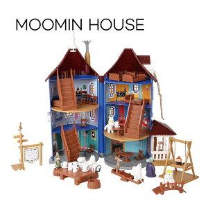ムーミンハウス MNX120017 ドールハウス おもちゃ ムーミン ムーミンシリーズ キッズ ギフト 北欧 かわいい