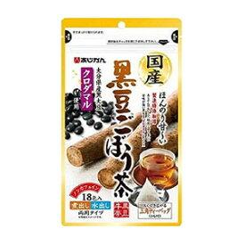 国産黒豆ごぼう茶 1.5g×18包[配送区分:A]
