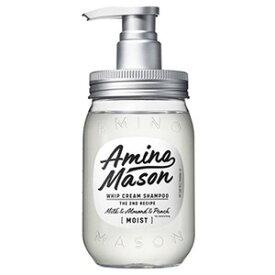 アミノメイソン ディープモイスト ホイップクリーム シャンプー 450mL[配送区分:A]