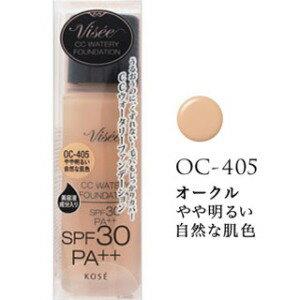 ヴィセ リシェ CC ウォータリー ファンデーション OC-405 やや明るい自然な肌色