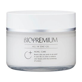 【公式】BIOPREMIUM/バイオプレミアム オールインワンジェル 美肌菌 発酵エキス 約1ヶ月分