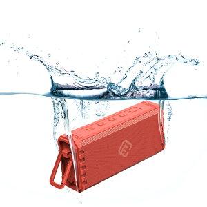 40sBluetoothスピーカー防水IPX7(8Wx2Bluetooth4.2スピーカー)高音質大音量重低音ワイヤレスポータブルスピーカーアウトドアお風呂BluetoothスピーカーブルートゥースSDカードハンズフリーiPhoneAndroidPC対応HW1