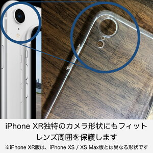 iPhoneXSXRXSMAXケース透明クリア薄型耐衝撃軽量ストラップホールTPUジャケットQi充電ワイヤレス充電対応高品質40s