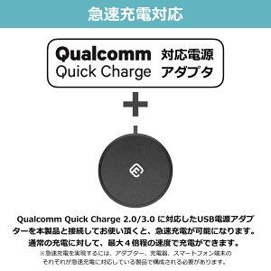 40sQiワイヤレス充電器急速充電充電パッド5w/7.5w/10wおくだけ充電超薄型小型卓上高級ファブリック(布)素材iPhoneXSXSMaxXRX/AndroidXperiaXZ3/GalaxyS9/HUAWEIMATE20Pro/SHARPなど、Qi認証スマートフォンDTP1