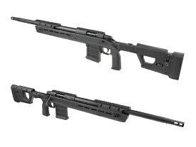 DoubleEagle エアコッキングガン Magpul Pro700 BK スナイパーライフル 海外製本体 ボルトアクション エアガン 18歳以上 サバゲー 銃 ダブルイーグル マグプル