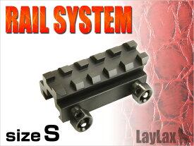 【5と0のつく日限定 ポイントさらに5倍!】LAYLAX・NITRO.Vo (ニトロヴォイス) ハイマウントレイル S 54.7mm ライラクス カスタムパーツ