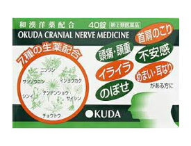 【第(2)類医薬品】奥田脳神経薬ヒートシール40錠