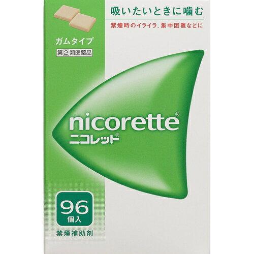 ★【第(2)類医薬品】ニコレット 96個