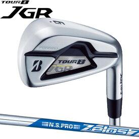 ブリヂストンゴルフ ツアーB 2020 NEW JGR HF3 アイアンセット [NS PRO ゼロス シリーズ] ゼロス8/ゼロス7 スチールシャフト 5本セット(#6〜#9,PW)BRIDGESTONE TourB ニュー JGR 2020JGR IRONZelos セブン エイト