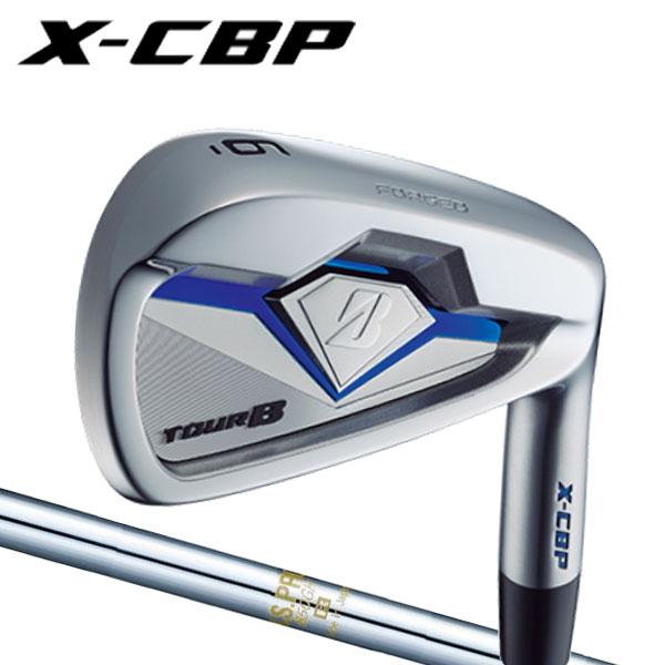 ブリヂストンゴルフ 2018NEW ツアーB X-CBP (ポケットキャビティ) アイアンセット [NS プロ 850GH シリーズ] スチールシャフト 5本セット(#6〜#9,PW)日本シャフト