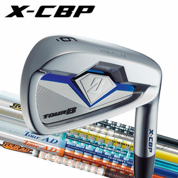 ブリヂストンゴルフ 2018NEW ツアーB X-CBP (ポケットキャビティ) アイアンセット [ツアーAD シリーズ] AD-95/75 カーボンシャフト 5本セット(#6〜#9,PW) TourB XCBP IRONスタンダードブラック/TP/IZ/GP/BB/DI/MTカラー