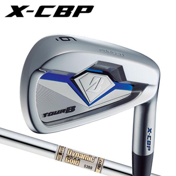 ブリヂストンゴルフ 2018NEW ツアーB X-CBP (ポケットキャビティ) アイアンセット [ダイナミックゴールド AMTシリーズ] スチールシャフト 5本セット(#6〜#9,PW)BRIDGESTONE TourB XCBP IRONX100/S200