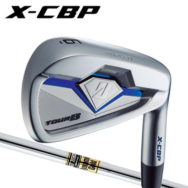ブリヂストンゴルフ 2018NEW ツアーB X-CBP (ポケットキャビティ) アイアンセット [ダイナミックゴールドシリーズ] スチールシャフト 6本セット(#5〜#9, PW) BRIDGESTONE TourB XCBP IRONX100/S400/S300/S200/R400
