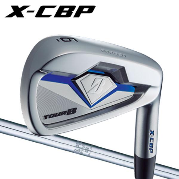 ブリヂストンゴルフ 2018NEW ツアーB X-CBP (ポケットキャビティ) アイアンセット [NS プロ 950GH シリーズ] 5本セット(#6〜PW) 日本シャフト NS PRO