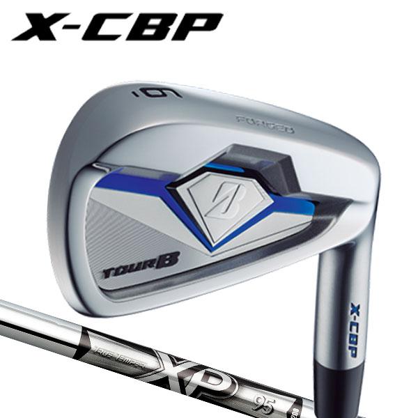 ブリヂストンゴルフ 2018NEW ツアーB X-CBP (ポケットキャビティ) アイアンセット [XPシリーズ] XP95 スチールシャフト 5本セット(#6〜#9,PW) BRIDGESTONE TourB XCBP IRONトゥルーテンパー S200/R300