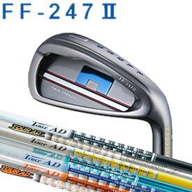 オノフ ラボスペック FF-247-2 限定アイアン 5本セット(#7〜PW,AW) [ツアーAD アイアン用] AD-115/AD-105 カーボンシャフト IZ/TP/GP/GT/DI/MJ/MT/スタンダードブラック カラーONOFF LABOSPEC iron GLOBERIDE FF247-II ツー FF2472