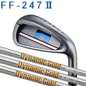 オノフ ラボスペック FF-247-2 限定アイアン 5本セット(#7〜PW,AW) ニューダイナミックゴールド DG95/DG105/DG120/X100/S400/S300/S200/R400 スチールシャフト グローブライド ONOFF LABOSPEC iron GLOBERIDE FF247-II ツー FF2472