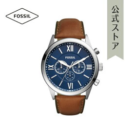 【30%OFF】フォッシル 腕時計 メンズ Fossil 時計 BQ2125 FLYNN 48mm 公式 2年 保証