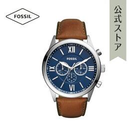 【BLACK FRIDAY限定!クーポン利用でさらに55%OFF!】フォッシル 腕時計 メンズ Fossil 時計 BQ2125 FLYNN 48mm 公式 2年 保証