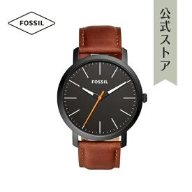 【30%OFF 増税前!お得セール中】フォッシル 腕時計 公式 2年 保証 Fossil メンズ BQ2310 Luther 44mm