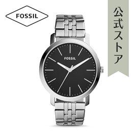 【BLACK FRIDAY限定!クーポン利用でさらに55%OFF!】フォッシル 腕時計 メンズ Fossil 時計 LUTHER 3H BQ2312 公式 2年 保証