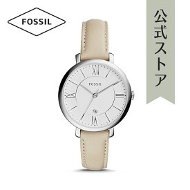 【12/11まで!スーパーセール限定 ポイント10倍!】フォッシル 腕時計 レディース Fossil 時計 ジャクリーン ES3793 JACQUELINE 公式 2年 保証