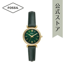 2019 秋の新作 フォッシル 腕時計 公式 2年 保証 Fossil レディース ES4651 CARLIE MINI