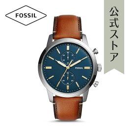 【BLACK FRIDAY限定!ポイント10倍!】フォッシル 腕時計 メンズ Fossil 時計 タウンズマン FS5279 TOWNSMAN 公式 2年 保証