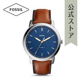 【12/11まで!スーパーセール限定 ポイント10倍!】フォッシル 腕時計 メンズ Fossil 時計 ミニマリスト FS5304 THE MINIMALIST 公式 2年 保証