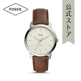 【BLACK FRIDAY限定!ポイント10倍!】フォッシル 腕時計 メンズ Fossil 時計 ミニマリスト FS5439 THE MINIMALIST 3H 公式 2年 保証