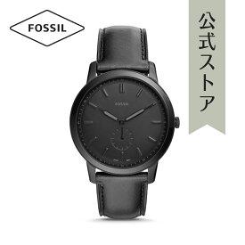 【12/11まで!スーパーセール限定 ポイント10倍!】フォッシル 腕時計 メンズ Fossil 時計 ミニマリスト モノ FS5447 THE MINIMALIST MONO 公式 2年 保証