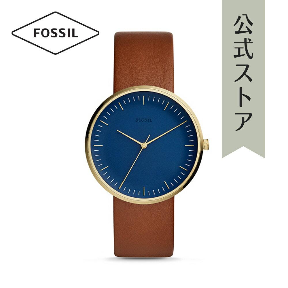 今すぐ使える5%OFFクーポン配布中!2018 秋の新作 フォッシル 腕時計 公式 2年 保証 Fossil メンズ ザ・エッセンシャリスト THE ESSENTIALIST FS5473